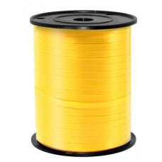 Лента (0,5 см*500 м) Желтый, 1 шт.