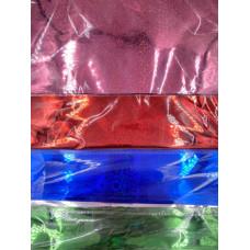 Пленка голография 100*70см, Розовый, 50 шт.