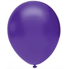 Шар (12''/30 см) Фиолетовый (810), пастель, 50 шт. Орбиталь