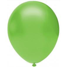 Шар (12''/30 см) Светло-зеленый (813), пастель, 50 шт. Орбиталь