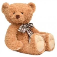 """Мягкая игрушка 40см """"Медвежонок Крис"""" коричневый"""