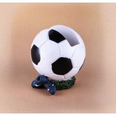 """Подставка для мобильного телефона из пластмассы 8*7.5*7.5см """"Футбольный мяч"""""""