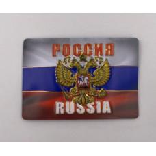 """Магнит дутый """"Россия"""""""
