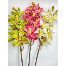 Орхидея искусственная, в ассортименте, 1 шт.