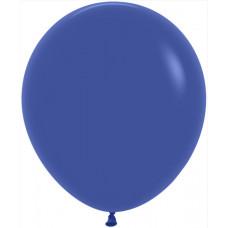 Шар (18''/46 см) Королевский синий (041), пастель, 25 шт. Sempertex